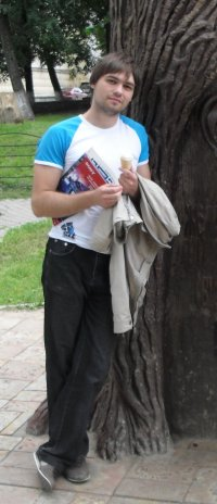 Илья Балезин
