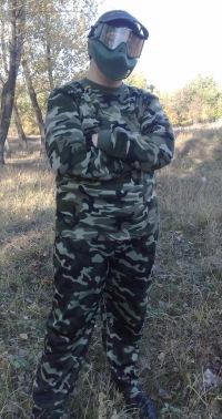 Костя Антипов