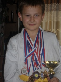 Саша Воротников