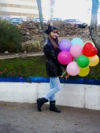 Анастасия Бараболя