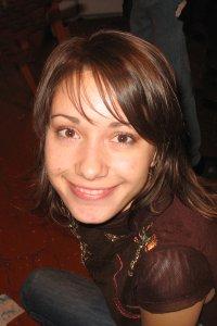 Яна Белкина (Серёгина)