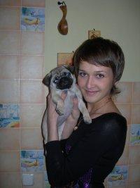 Анна Мильшина (Москаленко)