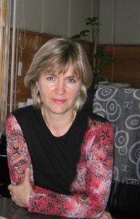 Ирина Белокрылова (Первухина)