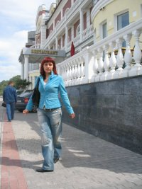 Elena Konovalova (Lebedeva)