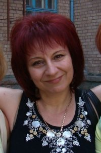 Валентина Бордиян