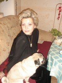 Ольга Боровик (Родионова)