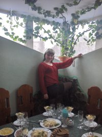 Татьяна Войтик(Марфина)