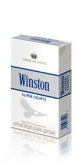 Winston SUPER LIGHTS