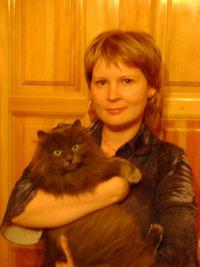Оксана Малюкова (Баранова)