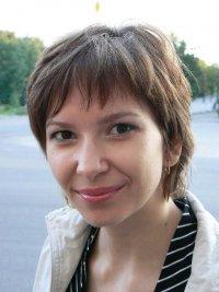 Анна Богович(Андреева)