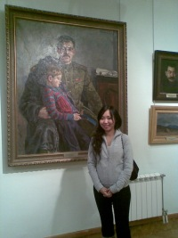 Сардана Бурцева
