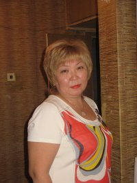 Анна Буваева(ушанова)