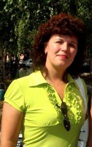 Марина Алтунина (Кривошея)