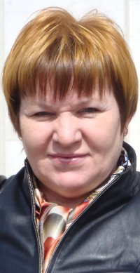Галина Бычкова (Рудомётова)