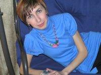 Оля Быкова (Никифорова)