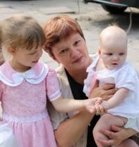 Татьяна Бажутина