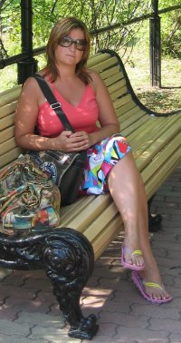 Яна Баркова (Кузина)