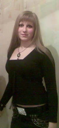 Надя Булавинова