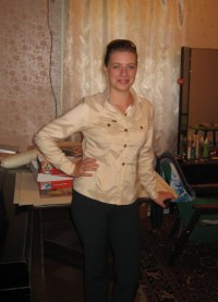 Наталья Ануфриенко