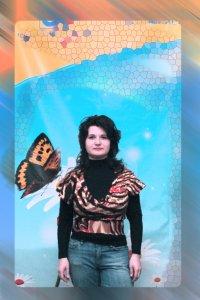 Ольга Важенина (Кравчук)