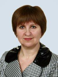 Ирина Бахарева (Кейзерова)