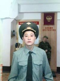 Мерген Басангов
