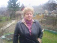 Нина Вихрова(михайлова)