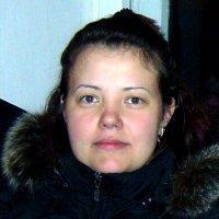 Наталья Белешова (сабанцева)
