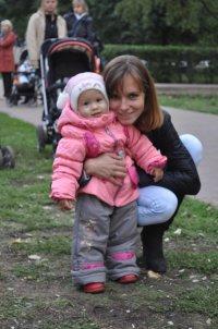 Юлия Аникеева (Петрова)