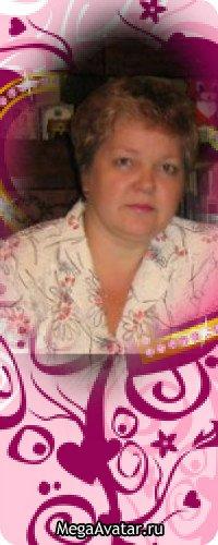 Нина Вострецова (Порошина)