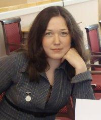 Галина Аникеева (Кривцова)