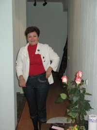 Людмила Бровкина (Анюховская)