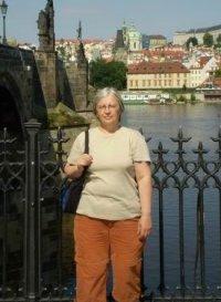 Ирина Воронкина (Петеркова)