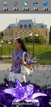 Марина Векличева