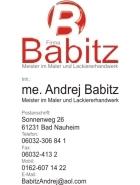 Andrej Babitz